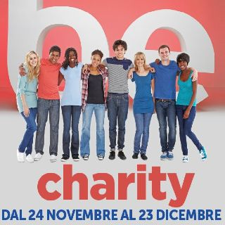 "Agevolando ""Be Charity"""