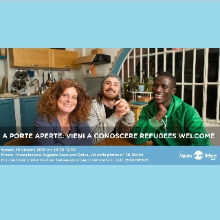 Refugees Welcome a Rimini