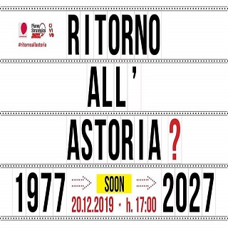 Ritorno all'Astoria?